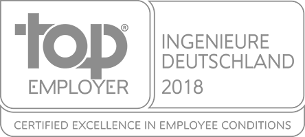 Top Employer Ingenieure Germany 2018